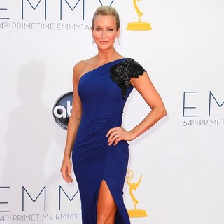 Lara Spencer in 64th Annual Primetime Emmy Awards - Arrivals