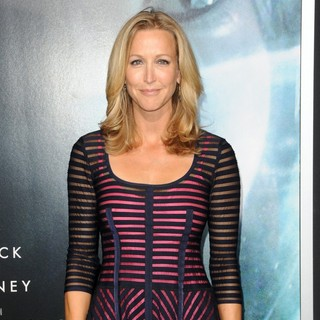 Lara Spencer in New York Premiere of Gravity - Arrivals