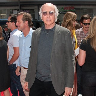 Larry David in The World Premeire of The Three Stooges - Arrivals