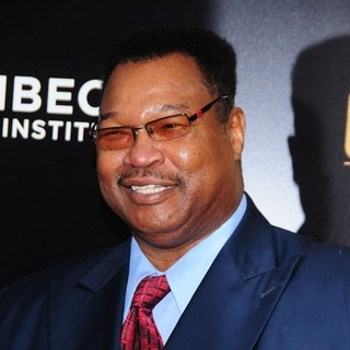 Larry Holmes in Grudge Match New York Screening - Red Carpet Arrivals