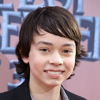Noah Ringer in Premiere of 'The Last Airbender' - Arrivals