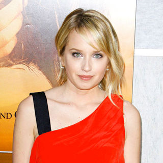 Megan Park in Los Angeles Premiere of 'The Last Song'