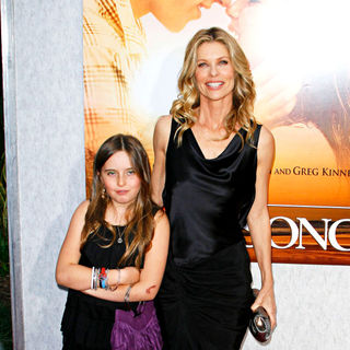 Kate Vernon in Los Angeles Premiere of 'The Last Song'