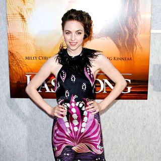 Brittany Curran in Los Angeles Premiere of 'The Last Song'