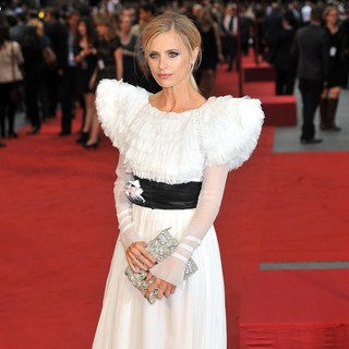 Laura Bailey in The Premiere of Anna Karenina