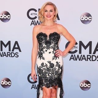 Laura Bell Bundy in 47th Annual CMA Awards - Red Carpet