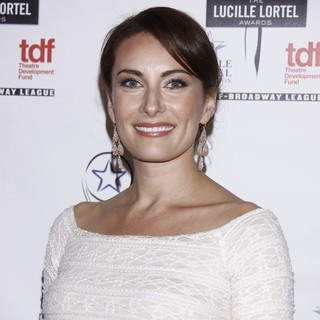 Laura Benanti in The 2012 Lucille Lortel Awards - Arrivals