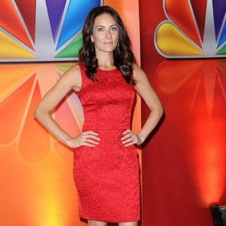 Laura Benanti in 2012 NBC Upfront Presentation - Arrivals