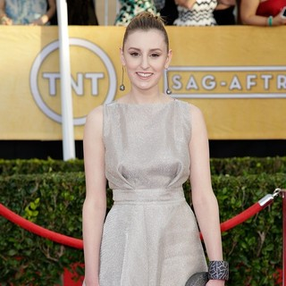 Laura Carmichael in The 20th Annual Screen Actors Guild Awards - Arrivals