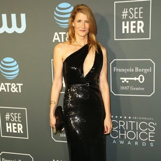 Laura Dern in 24th Annual Critic's Choice Awards - Arrivals