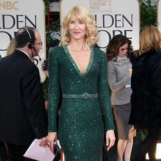 Laura Dern in The 69th Annual Golden Globe Awards - Arrivals