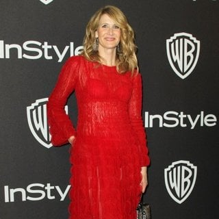 Laura Dern in InStyle Warner Bros Golden Globe After Party 2019