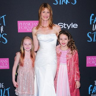 Premiere of The Fault in Our Stars - laura-dern-premiere-the-fault-in-our-stars-02