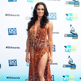 Laura Govan in The DoSomething.org and VH1's 2012 Do Something Awards