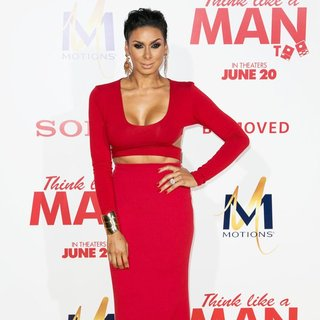 Laura Govan in Film Premiere of Think Like a Man Too