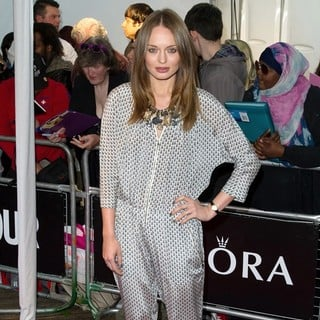 Laura Haddock in Glamour Women of The Year Awards 2013