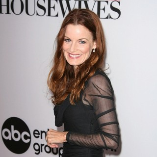 Laura Leighton in Desperate Housewives Final Season Kick-Off Party