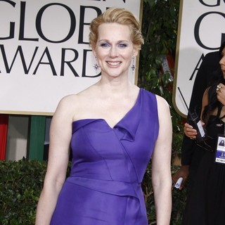 Laura Linney in The 69th Annual Golden Globe Awards - Arrivals