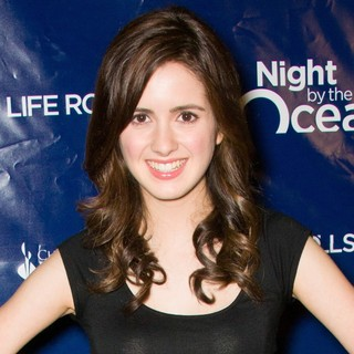 Laura Marano in Life Rolls on 8th Annual Night by The Ocean Gala