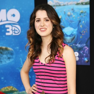Laura Marano in Los Angeles Premiere of Finding Nemo 3D