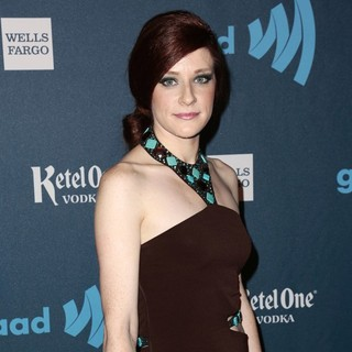 Laura Michelle in 24th Annual GLAAD Media Awards - Arrivals