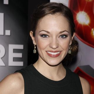 Laura Osnes Picture 15 - An Evening Honoring Carolina Herrera - Red