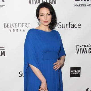 Laura Prepon in 2013 amfAR Inspiration Gala Los Angeles Presented by MAC Viva Glam