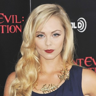 Resident Evil: Retribution Los Angeles Premiere - Arrivals
