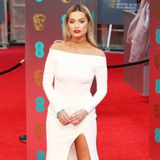 Laura Whitmore in EE British Academy Film Awards 2017 - Arrivals