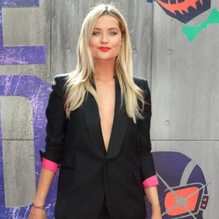 Laura Whitmore in The European Premiere of Suicide Squad - Arrivals