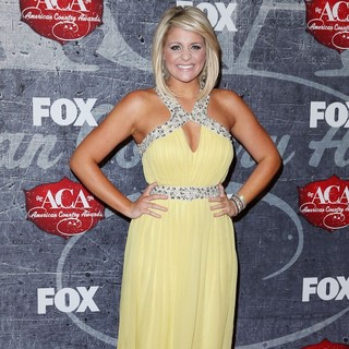 Lauren Alaina in 2012 American Country Awards - Arrivals