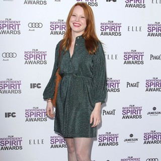 Lauren Ambrose in 27th Annual Independent Spirit Awards - Arrivals