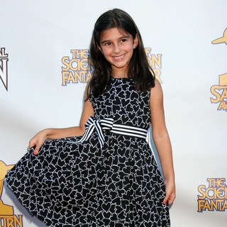 Lauren Boles in The 2012 Saturn Awards