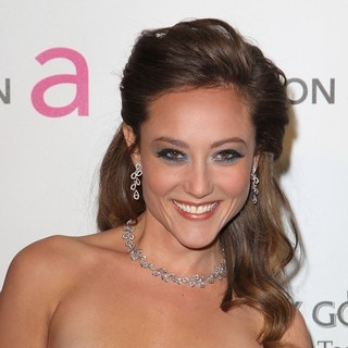 Lauren C. Mayhew in 21st Annual Elton John AIDS Foundation's Oscar Viewing Party