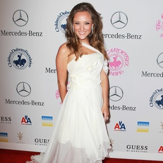 Lauren C. Mayhew in 26th Anniversary Carousel of Hope Ball - Presented by Mercedes-Benz - Arrivals