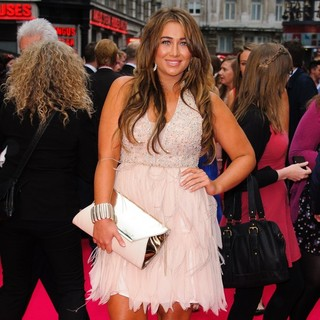 Lauren Goodger in UK Premiere of Katy Perry: Part of Me - Arrivals
