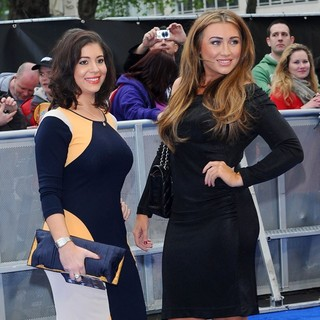 Lauren Goodger in Men in Black 3 - UK Film Premiere - Arrivals