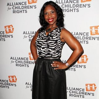 Lauren Lake in The Alliance for Children's Rights 22nd Annual Dinner