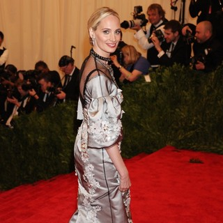 Lauren Santo Domingo in PUNK: Chaos to Couture Costume Institute Gala
