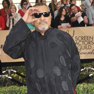 Laurence Fishburne in 23rd Annual Screen Actors Guild Awards - Arrivals