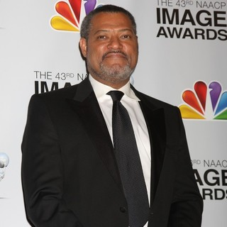 Laurence Fishburne in The 43rd Annual NAACP Awards - Arrivals