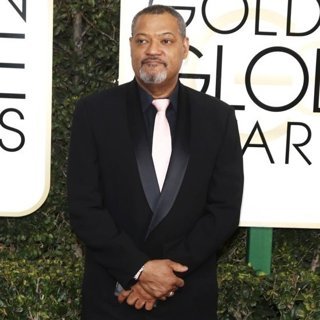 Laurence Fishburne in 74th Golden Globe Awards - Arrivals