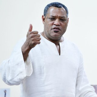 Laurence Fishburne Encourages Early Voting