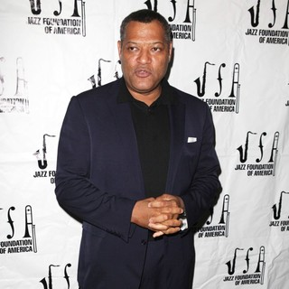 Laurence Fishburne in A Great Night in Harlem 10th Anniversary - Arrivals - laurence-fishburne-harlem-10th-anniversary-01