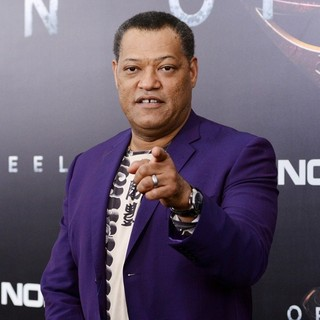 laurence fishburne Picture 36 - World Premiere of Man of ...