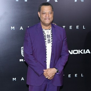 Laurence Fishburne Picture 39 - World Premiere of Man of ...