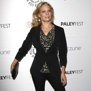 Laurie Holden in The Walking Dead Paley Festival 2011 Screening - Arrivals