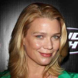Laurie Holden in Screening of The Shield - Arrivals