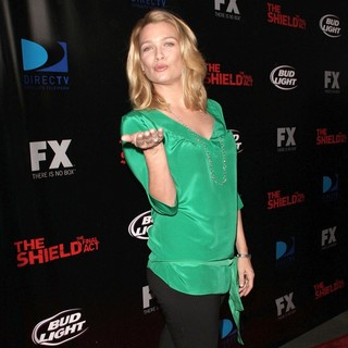 Screening of The Shield - Arrivals