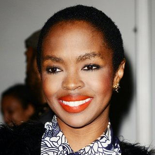 Lauryn Hill in 21st Annual 9 Mile Music Festival and Food Drive - Backstage